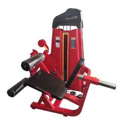 Doppio piedino Extention di funzione e strumentazione di ginnastica di forma fisica della costruzione di corpo dell'arricciatura/macchina commerciali sport di esercitazione