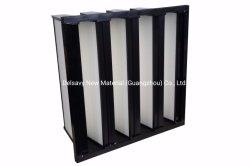V Банк фильтр / Компактный фильтр для очистки зал вентиляционных систем