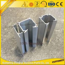 Rail de guidage de la Chine Fournisseur pour l'aluminium de décoration de fenêtre en aluminium