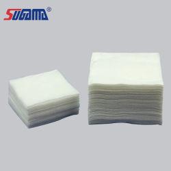 Medical não esterilizadas Não Tecidos em ponto de gaze esponja