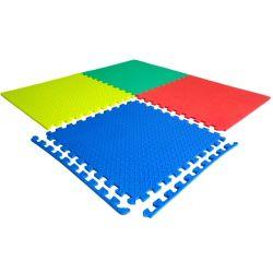 100*100*2.5cm écologique EVA l'Aikido de puzzle tapis de Kendo de verrouillage de puzzle tapis Jiujitsu Judo Judo Taekwondo Grappling tapis Mat