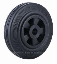 Neumático de caucho negro / PP Rueda Rim