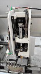 둥근 헤드에 의하여 전산화되는 자수 기계 셔닐 실 자수