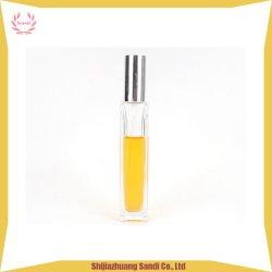 De in het groot Vierkante Fles van het Glas van het Parfum van de Vorm met Groot Volume