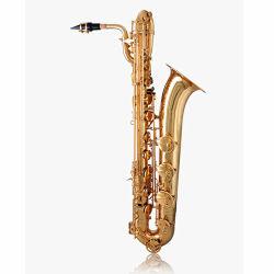 E-vlakke Saxofoon jdbs-801 van de Bariton de BasOEM van de Steun van de Saxofoon van Sachs van de Bariton van de Saxofoon Dalende E (f) BasSaxofoon van het Messing