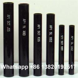 API 5L 5CT de la LSIP1/ psl2 X42/X52/X46/X56/X60/X65/X70/X80 à la ligne de tuyaux en acier sans soudure