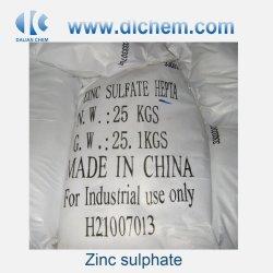 Venta caliente sulfato de zinc monohidrato con fertilizante grado