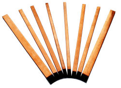 Carbonio rettangolare Rohi di sgorbiatura di alta qualità