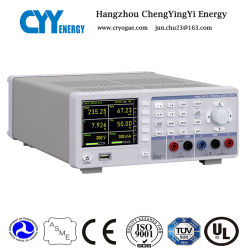 Analizzatore dell'azoto dell'ossigeno della traccia di elevata purezza del gas di combustione