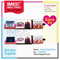 Imee Customized Printing 2.4/4.3/5/7/10.1 inch LCD-scherm Video Display Wedding Uitnodigingen Kaarten