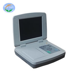 Fm-V2.5 de hete Monitor van de Controlerende Apparatuur van de Verkoop Medische Dubbele Foetale Draagbare Foetale