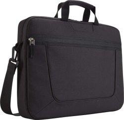 Sacoche pour ordinateur portable 15,6 pouces noir nouveau style de la qualité spacieuses durables