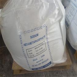 SHMP Hexametaphosphate, 68 % de sodium comme agent d'adoucissement de l'eau