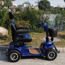Scooter électrique 4 roues ci-jointe pour la vente de voiture
