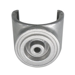 Kundenspezifische Aluminiumpräzisions-Gussteil-Treppen-Handlauf-Befestigungen