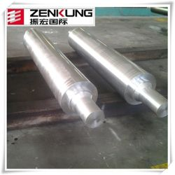 Aço personalizado usinagem CNC Eixo Automática na caixa de velocidades