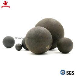 La vendita calda ha forgiato la sfera stridente d'acciaio di media per il laminatoio di sfera