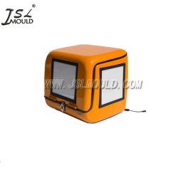 Inyección de plástico de alta calidad caja de la entrega de la Motocicleta Molde