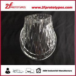 Prototipo de plástico por CNC