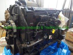 Máquinas de construção Motor QSX15-C525, plataformas de perfuração, escavadoras, carregadoras, a Hyundai, Doosan