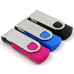 سعر رخيص محرك أقراص ذاكرة Swivel USB Memory Stick من أجل الترويج محرك أقراص USB محمول للهدايا