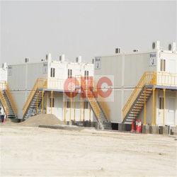 Camp de travail Fabricant Site de Construction Solution avec l'approbation de l'ISO