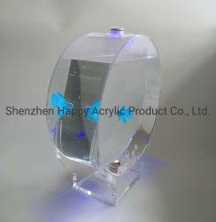 Hersteller verweisen Acrylaquarium-Kasten-Aquarium-Fisch-Becken-kleine Fabrik-Großverkauf