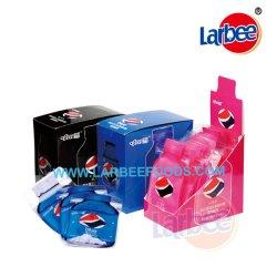 Het goedkope Kleverige Suikergoed van de Kauwgom van Fabriek Larbee