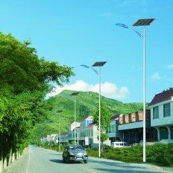 نظام الإضاءة LED في الشوارع الشمسية بقدرة 30 واط وقوة 36 واط وقوة 50 واط وقوة 65 واط وقوة 70 واط 80 واط 90 واط