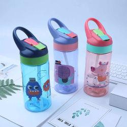 Chaleira de plástico para crianças de infância do bebé de Estudantes Oferta de Verão os copos podem ser logotipo personalizado