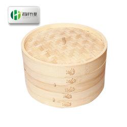 Vaporera de bambú chino hechas a mano