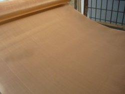 Malla de alambre de bronce fosforado Filration