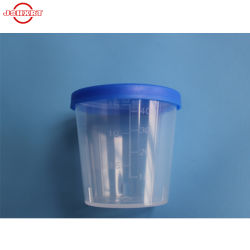 Inspección de laboratorio ingredientes 40 ml de muestra estéril muestra de orina contenedor/Cup