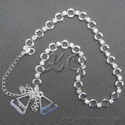 모조 다이아몬드 브래지어 결박 (KO-0417)