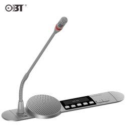 Voorzitter conferentie microfoon van vergadersysteem Electret-condensator Microfoons