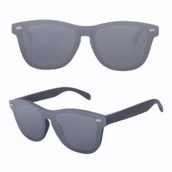 عدسة مصنوعة من المصنع عالية الجودة Grilووسط TR90 أزياء النساء الرجال المشي لمسافات طويلة الدراجة نظارات شمسية مع آخر تصميم إيطاليا 2020