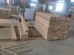 Clôture de bois de cèdre Porducts Cryptomeria japonica