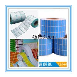 Fábrica de profesionales de diversos tipos de papel la impresión de etiquetas