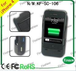 Solar Batter Case for iPhone 4G (KF-SC-106)