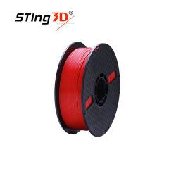 1,75 мм прочность Очинающее устройство 3D-принтер PLA нить
