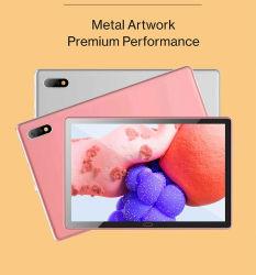 شاشة Mtk6753 مقاس 10,1 بوصة تعمل باللمس بدقة 1280 × 800 بكسل بتقنية IPS G+P كمبيوتر لوحي مزود بشاشة Mini بذاكرة RAM سعة 2+32 جيجابايت