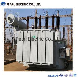 Pech-31.5mva 110-220 kv Transformador de potencia con un excelente control de refrigeración