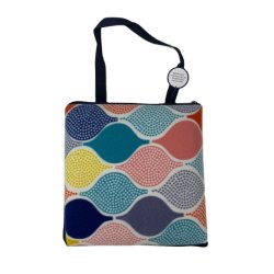 Coperta polare di campeggio esterna impermeabile di picnic del panno morbido di vendita 2020 di disegno caldo del sacchetto