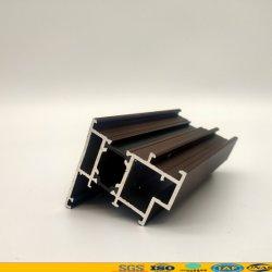 熱壊れ目の放出6063/T5の合金のアルミニウムアルミニウムドアおよびWindows
