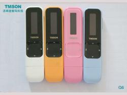 MP3-Player mit USB-Wirts-Entwurf