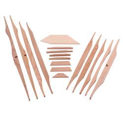 La madera Luthier DIY Kit de piezas de accesorios para guitarra acústica