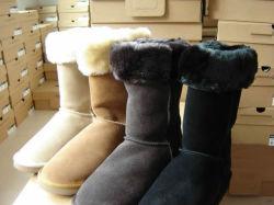 Зимние классические высокие сапоги (5815)