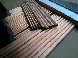 Faible prix 5x18x355mm gougeage arc plat de l'air les tiges de carbone
