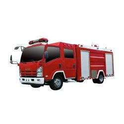 5 أطنان [إيسوزو] زبد و [وتر تنك] مكافحة الحريق عربة