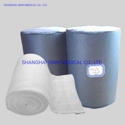 病院用コットン 100% 医療高品質吸収ガーゼロール 使用